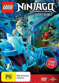 Lego Ninjago Spinjitzu Ausmalbilder Buy Lego Ninjago Masters Of Spinjitzu Series 4 Vol 2 Sanity