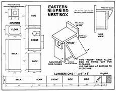 how to build a bluebird house plans pinterest the world s catalog of ideas