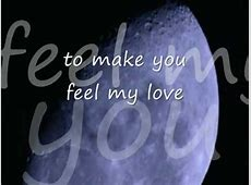 make you feel my love adele lyrics