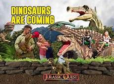 jurassic quest tickets event dates schedule