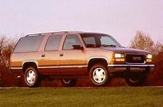 blue book used cars values 1994 gmc rally wagon 3500 windshield wipe control 1994 gmc suburban 1500 pricing reviews ratings kelley blue book