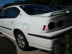 how cars run 2003 chevrolet impala transmission control find used 2003 chevrolet impala ls sport sedan 4 door 3 8l in cleveland ohio united states