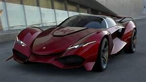 Zagato Has Made A 997bhp Vision Gran Turismo Car  Top Gear