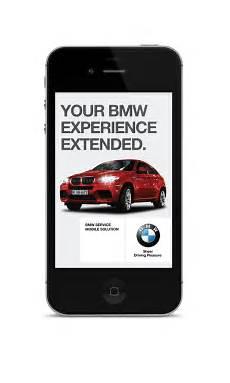 app bmw bmw post sales service app on behance