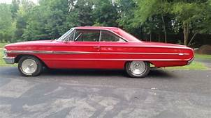 1964 Ford Galaxie 500xl 390 WITH EXTRA 427FE 4 Speed For