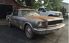 doesn t stop real 1965 ford mustang fastback