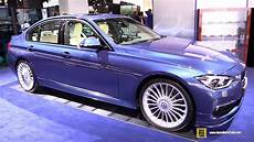 2016 Bmw 3 Series Alpina B3 Biturbo Exterior And