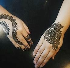 Kekinian 40 Gambar Henna Di Betis
