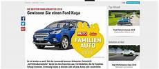 Auto Gewinnspiel Auto Motor Sport Ford Kuga Familienautos 2018