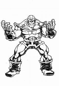Malvorlagen Marvel Comics 10 Beste Ausmalbilder Thanos Kostenlos Marvel