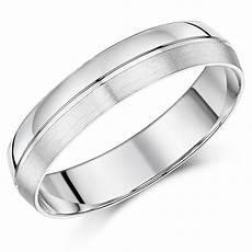 5mm men s patterned palladium wedding ring palladium 950 at elma uk jewellery