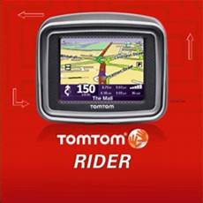 tomtom rider 2nd edition designed for bikers by bikers