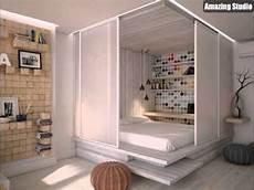 Nette Versteckt Bett Design