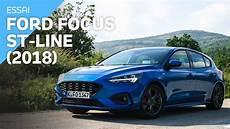 essai ford focus st line 2018 182 ch
