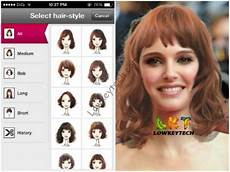 3 exciting hairstyling app you must try lowkeytech