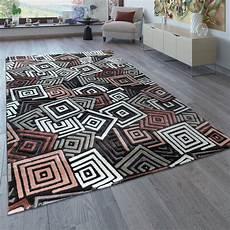 teppich grau rosa designer teppich abstraktes muster grau rosa teppich de