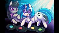vinyl scratch x octavia melody everytime we touch
