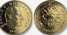 World Coin News 20 Krone 2018 Trekking
