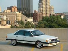 blue book value used cars 1984 audi 5000s electronic valve timing the imitable audi 5000 the truth about cars