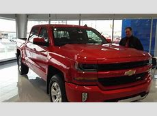 New 2017 Chevrolet Silverado 1500 Crew Cab Short Box 4