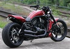 Racing Caf 232 Harley V Rod Quot Redrod Quot By Thunderbike