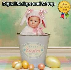 easter card photoshop template easter digital background prop for photography using
