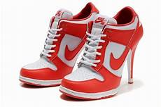 do nike make high heel sneakers or are they all fakes high heels daily