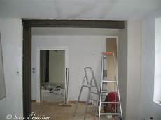 Ipn Apparent Ipn Ouverture Mur En Brique Salon Pose