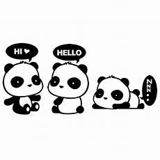 Paling Keren 21 Gambar Kartun Panda Gani Gambar