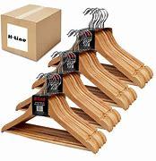 Image result for Wooden Hangers