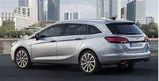 Opel Astra 2016 - 2016 opel astra sports tourer wagon revealed for frankfurt