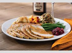 Here's Where to Get Thanksgiving Dinner in Costa Mesa