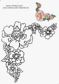 Window Color Malvorlagen Blumen Window Color Vorlagen Bad Window Color Window Color