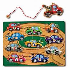 tow truck game magnetic wooden puzzle educational toys planet