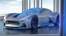 maserati genesi concept is a stellar dream supercar