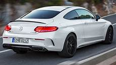 neues c coupe 2016 mercedes c class coupe review drive