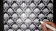 Sketsa Gambar Batik Mudah Digambar Dan Bagus Contoh