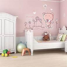 baby wandtattoo wandsticker4u wandtattoo baby b 196 r in rosa kinderm 246 bel welt
