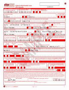 edd disability red form fill online printable fillable