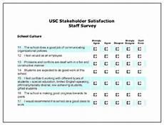 stakeholder satisfaction surveys 171 center educational governance ceg