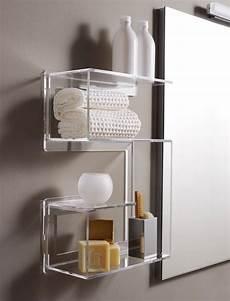 accessori bagno plexiglass complementi d arredo tecnica nella luce led design