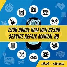 auto repair manual free download 1996 dodge ram van 1500 instrument cluster dodge ram van service repair workshop manuals
