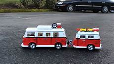 Lego Rc Vw Cer And Trailer