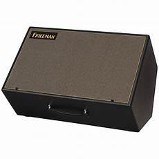 friedman asm 12 friedman asm 12 frfr active stage monitor 171 guitar cabinet