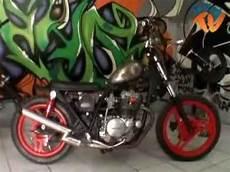 Modifikasi Motor Sepeda by Modifikasi Sepeda Motor