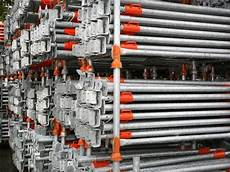 shoring posts supporting formwork equipment site