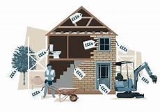 Haus Bauen Kosten - the costs of self build homebuilding renovating