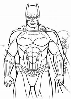 Batman Malvorlagen Drucken Batman Ausmalbilder Kostenlos Malvor