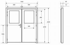 dimension standard porte d entrée dimension de porte
