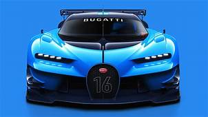 2015 Bugatti Vision Gran Turismo  Wallpapers And HD